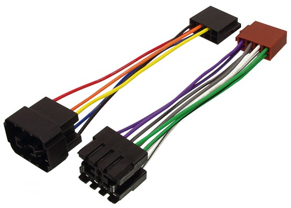 ISO-Adapter SAAB