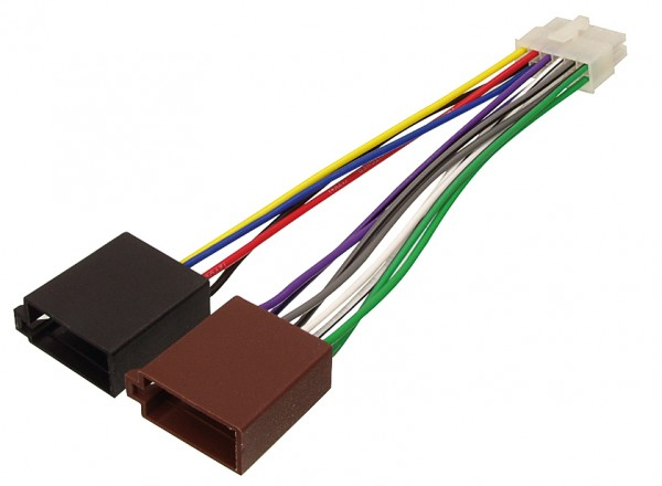 ISO-Adapter KENWOOD 12pol.