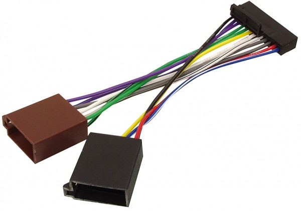 ISO-Adapter PIONEER 12pol.
