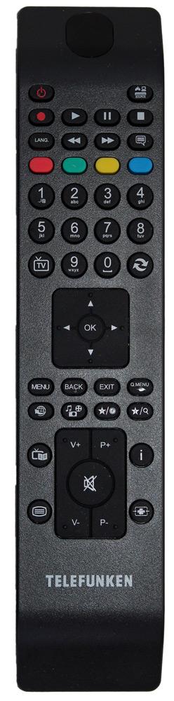 telefunken fernbedienung rc4800 telefunken fernbedienungen tv. Black Bedroom Furniture Sets. Home Design Ideas