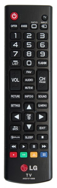 LG Fernbedienung AKB73715608