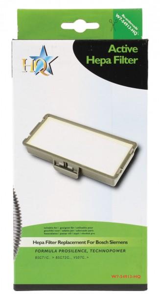 Hepa-Ersatzfilter für Bosch / Siemens 491669