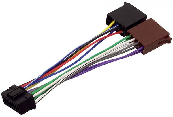 ISO-Adapter SONY 16pol.