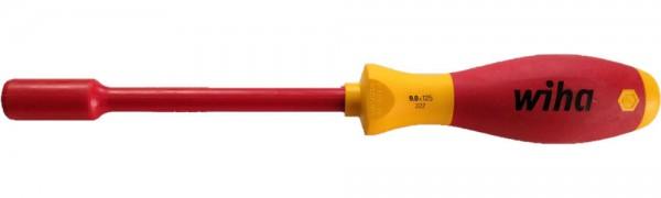 Wiha 9 mm Sechskant-Steckschlüssel SoftFinish® electric
